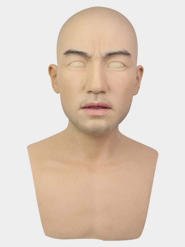 silicone-mask-Brotherl-Mould_No-beard