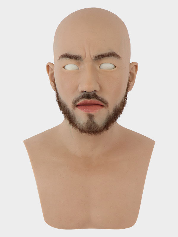 silicone-mask-Brotherl-Mould_beard