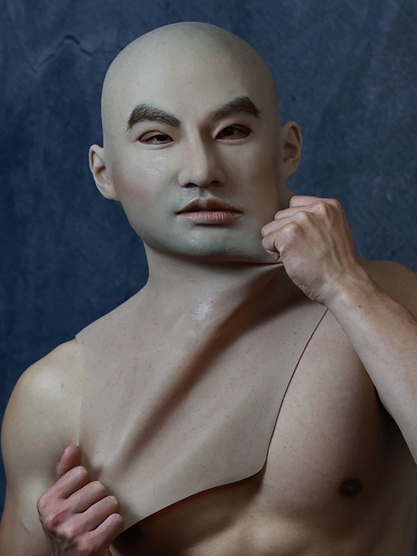 Realistic mask-A4