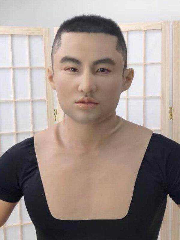 male mask a4