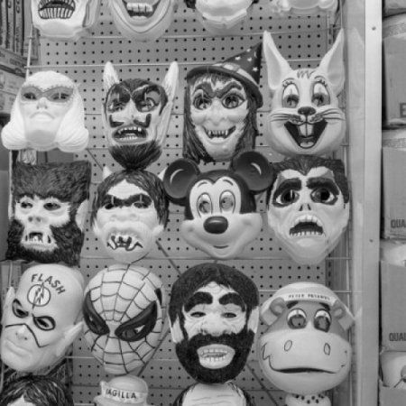 Tips about how to store and show your Halloween masks