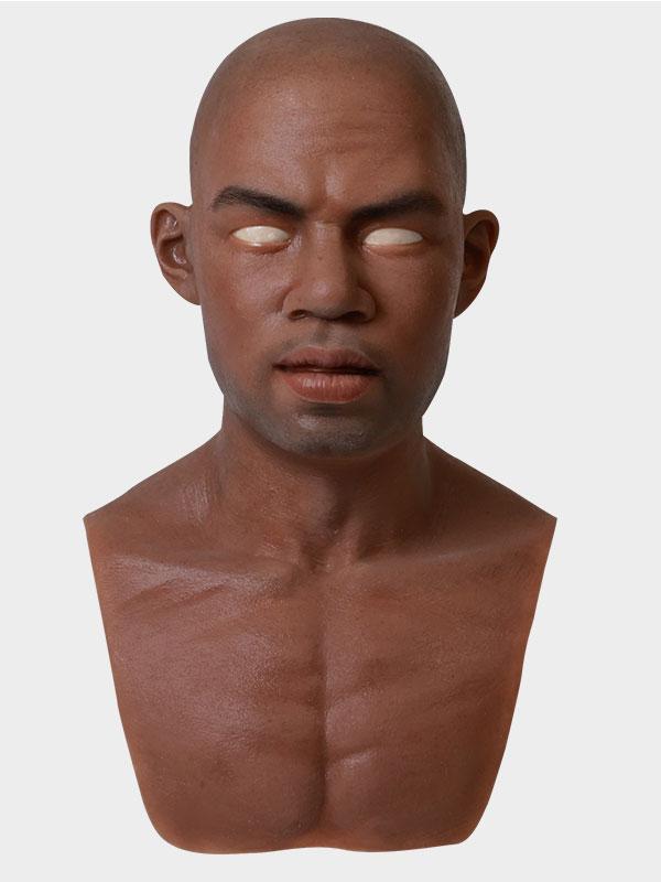 silicone mask-Martin