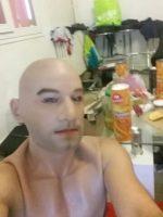 Silicone mask-Ben